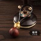 鑰匙圈 銅木墜鑰匙?掛件情侶鑰匙扣創意汽車鑰匙圈環繩男士女士韓國可愛 店慶降價