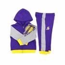 【雙12折後$1350】NIKE NBA 幼童 長袖 長褲 運動 套裝 湖人隊 WK2T1BCAV-LAK