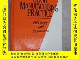二手書博民逛書店Good罕見Manufacturing Practice:Phi