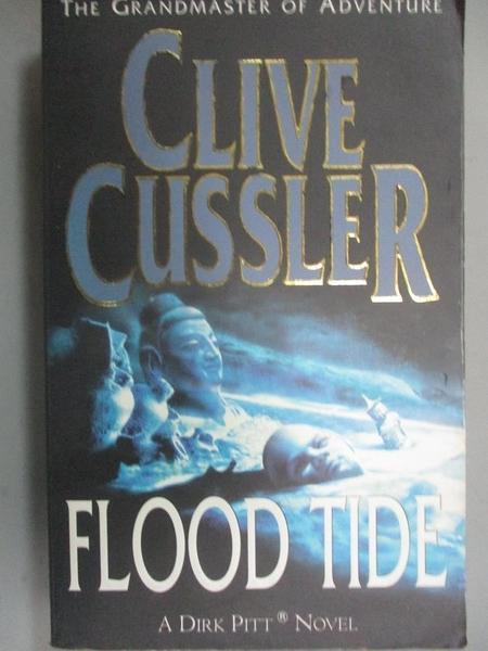 【書寶二手書T9/原文小說_KEG】Flood Tide_Clive Cussler