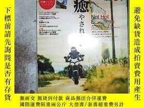二手書博民逛書店日文書罕見MOTORCYCLIST 2014 1Y203004