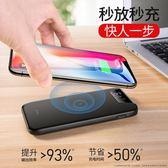 無線充電寶20000毫安移動電源蘋果X專用iPhone XS Max手機通用【米拉公主】