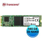 Transcend 創見 M.2 SSD 820S 480GB SATA III M.2 固態硬碟 TS480GMTS820S