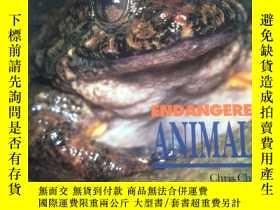 二手書博民逛書店The罕見eyespy Book Of Endangered A