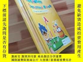 二手書博民逛書店classroom罕見connection book(4本合售)