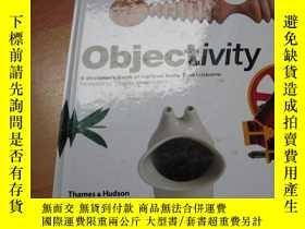 二手書博民逛書店設計師的好奇工具書Objectivity:罕見A Designe