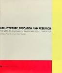 二手書Architecture, Education and Research: The Work of Leslie Martin: Papers and Selected Articles R2Y 1854904418