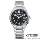 CITIZEN星辰 光動能電波錶 鈦金屬 手錶 CB1120-50F