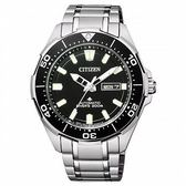 CITIZEN     NY0070-83E 紳士風格 自動上鍊鈦金屬機械錶 43mm