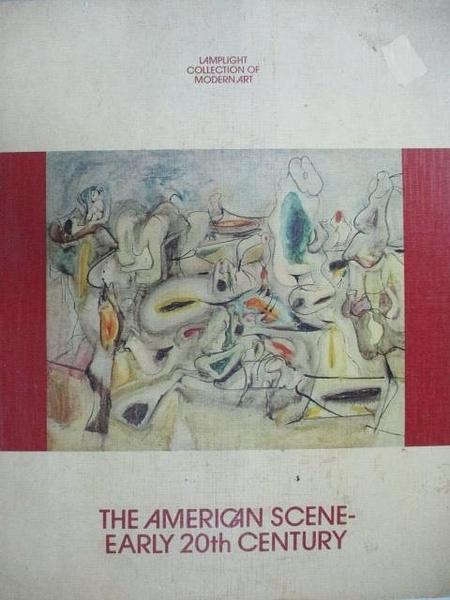 【書寶二手書T6/藝術_DBU】The American Scene-Early Twentieth Century