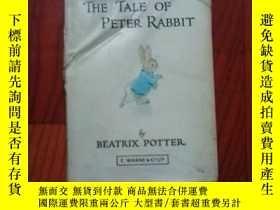 二手書博民逛書店原版英文外文書罕見THE TALE OF PETERR ABBI