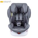 【預購8月中到貨】Osann Swift360 Plus 0-12歲360度旋轉多功能汽車座椅-鈦晶灰(isofix/安全帶 兩用)