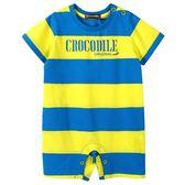 『小鱷魚童裝』條紋連身裝(0號~01號)555531