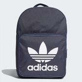 ADIDAS CLASSIC BACKPACK 深藍色 後背包(布魯克林)2019/04月 DW5189