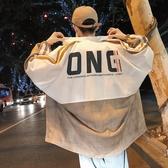 飛行外套棒球外套 港風秋季男士迷你新品帥氣夾克正韓潮流棒球外套修身外套男潮牌衣服