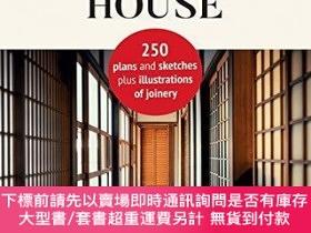 二手書博民逛書店Measure罕見and Construction of the Japanese House: 250 Plan