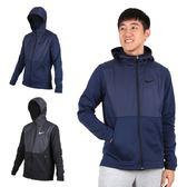 NIKE 男運動外套 (免運 防風外套 保暖 刷毛 立領外套≡排汗專家≡