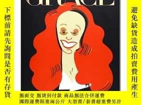 二手書博民逛書店格蕾絲:三十年的時尚罕見服裝時裝設計 Grace: Thirty