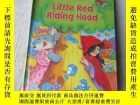 二手書博民逛書店Little罕見Red Riding Hood Fairy Ta