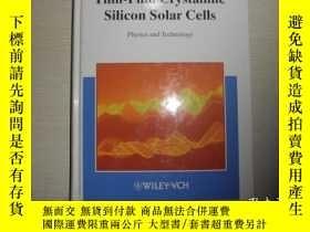 二手書博民逛書店Thin-Film罕見Crystalline Silicon S