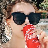 太陽鏡 新品太陽眼鏡網紅款墨鏡女正韓潮街拍ins 圓臉
