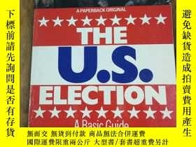二手書博民逛書店The罕見US Election: A Basic Guide