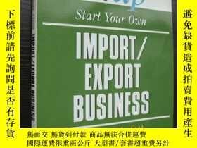 二手書博民逛書店Start罕見your own import & export