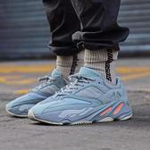 "IMPACT Adidas Yeezy Boost 700 ""Inertia"" 復古 老爹鞋 藍 粉 灰 EG7597"