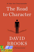 [104美國直購] 2015 美國暢銷書排行榜 The Road to Character. Hardcover