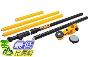 [106美國直購] DEWALT DW0882 Laser Mounting Pole, 1/4-Inch