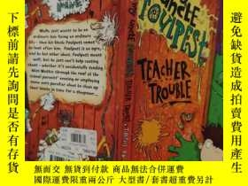 二手書博民逛書店my罕見uncle foulpest teacher trouble timothy knapman 我叔叔最壞的
