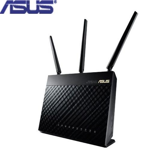 ASUS 華碩 RT-AC68U 雙頻 AC1900 Gigabit 無線分享器【現省1200】