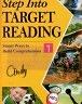 二手書R2YB《Step Into TARGET READING 1 1CD》2