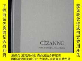 二手書博民逛書店Cézanne罕見in Philadelphia Collect