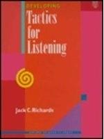 二手書博民逛書店《Developing Tactics for Listenin