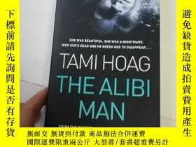 二手書博民逛書店The罕見alibi manY206777 Tami hong