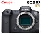 (預購) Canon EOS R5 BODY 單機身(公司貨)