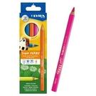 【德國 LYRA】3721063  三角霓虹彩色鉛筆 6色/盒