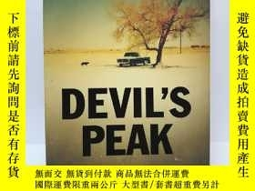 二手書博民逛書店Devil s罕見Peak 魔鬼峰Y22565 Meyer, Deon Little, Brown and C