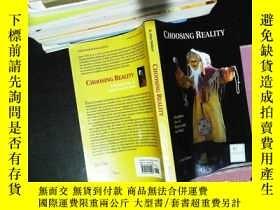 二手書博民逛書店Choosing罕見Reality, : A Buddhist