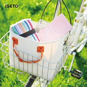 【nicegoods】日本ISETO PICNO連接式戶外野餐桌-1件粉紅