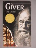 【書寶二手書T1/原文小說_KHI】The giver_LOWRY, LOIS