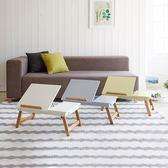 筆記本電腦懶人桌床上實木書桌