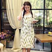 圍裙棉麻圍裙韓版時尚成人餐廳家居廚房圍裙清潔工作服圍裙  享購