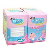 衛寶 嬰兒紗布毛巾2入(100枚入/盒)