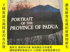 二手書博民逛書店PORTRAIT罕見OF THE PROVINCE OF PAD