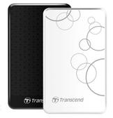 [富廉網] 創見 Transcend StoreJet 25A3 白色 (TS1TSJ25A3W) 1TB USB3.0 1T 2.5吋行動硬碟