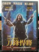 挖寶二手片-P10-281-正版DVD-電影【刀鋒悍將】-羅倫佐拉馬斯 艾比德力克