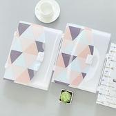 創意學生A4資料冊簡約13入風琴包多層文件夾手提文件袋