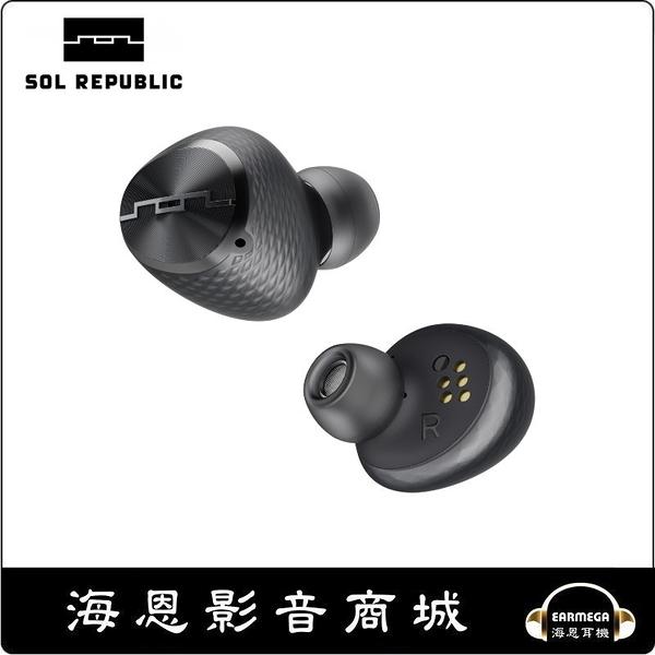 【海恩數位】Sol Republic Amps Air + 降噪真無線藍牙耳機 經典黑